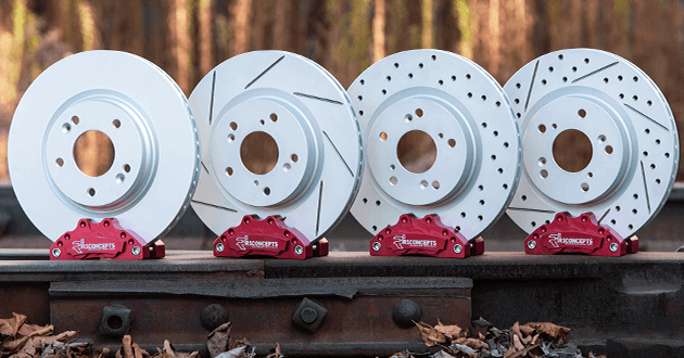 Choose the Right Brake Rotor Pattern0