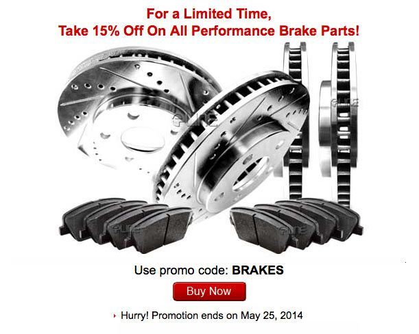 b coupon - How to Properly Break In Your New Brakes