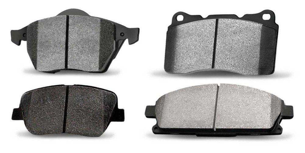 types-of-brake-pads