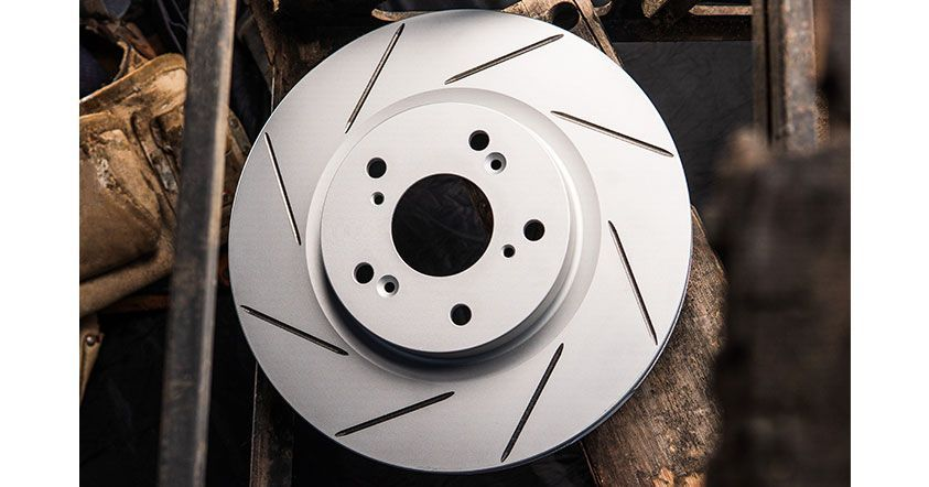 slotted banner - Drilled vs Slotted Rotors: Infiniti G Series