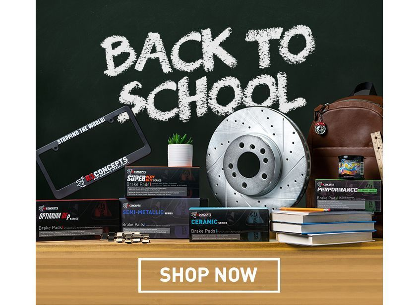 , Grab a Seat! Back To School Brakes Savings Are Here!