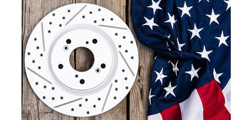 , Celebrate 4th of July with New Brake Parts & Accessories