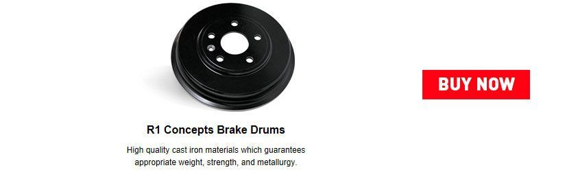 drums 1 - End Of Summer Brakes Sale!