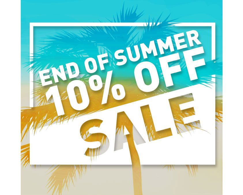 main image 1 - End Of Summer Brakes Sale!