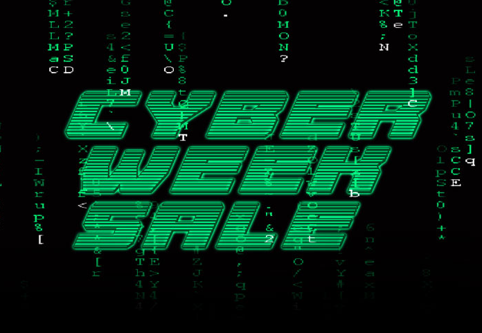 Screen Shot 2018 11 26 at 1.11.55 PM - Cyber Week Sale Event!