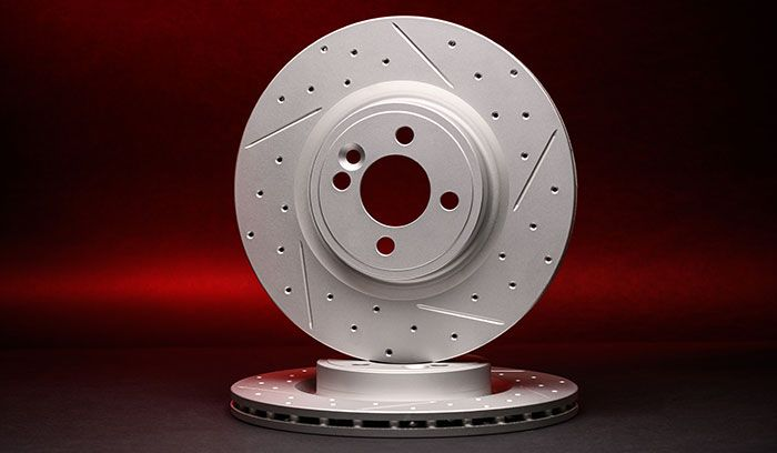 R1 Carbon GEOMET® Series Brake Rotors