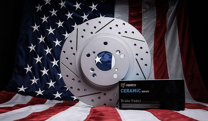 product geomet wceramicpads - Presidents' Day Bundle - Rotors, Pads, and Other Items!