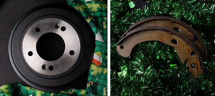 , Your luck just got better on R1 Rotors, Pads, and Other Brake Parts!