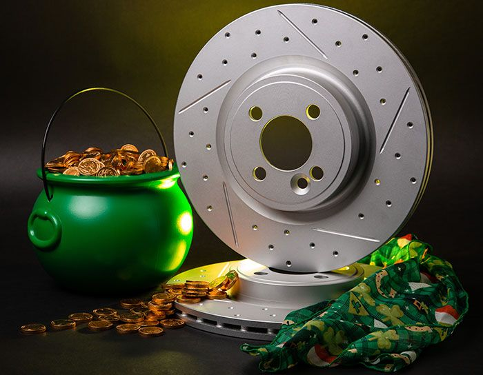 , A Pot of Golden Savings with R1 Concepts Brake Parts!