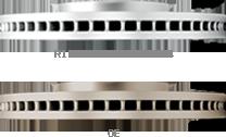 OEM Vane Configuration