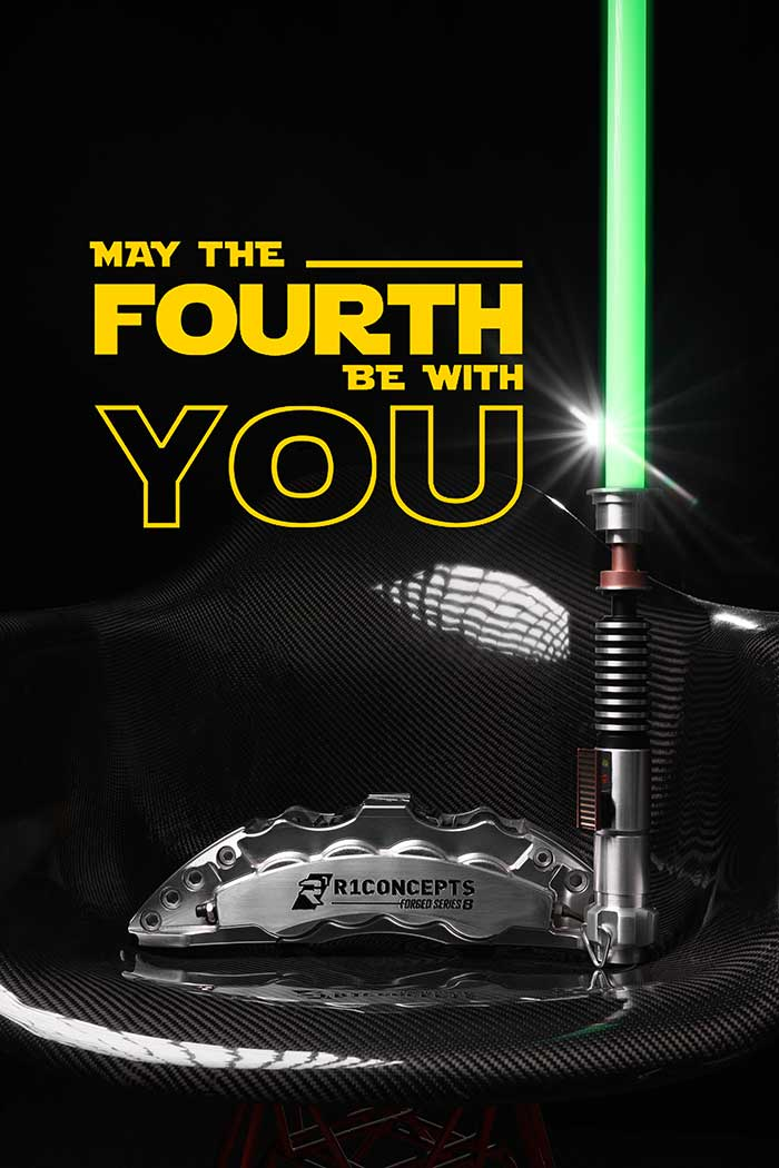 , Happy Star Wars Day!