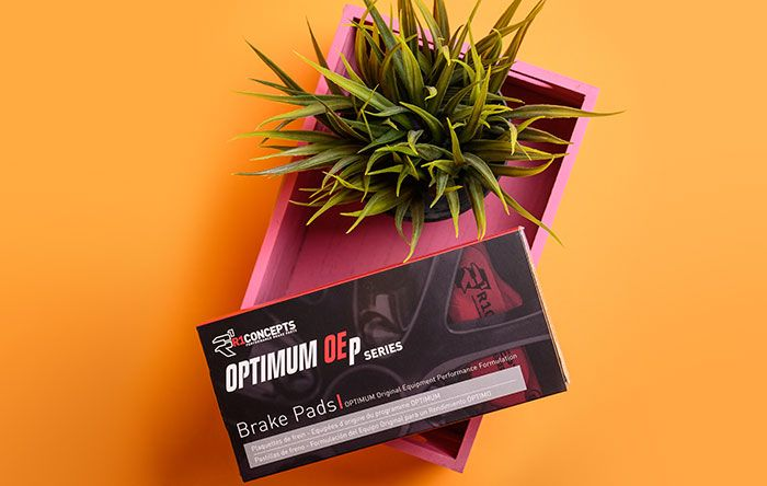 R1 OPTIMUM OEp Series Brake Pads