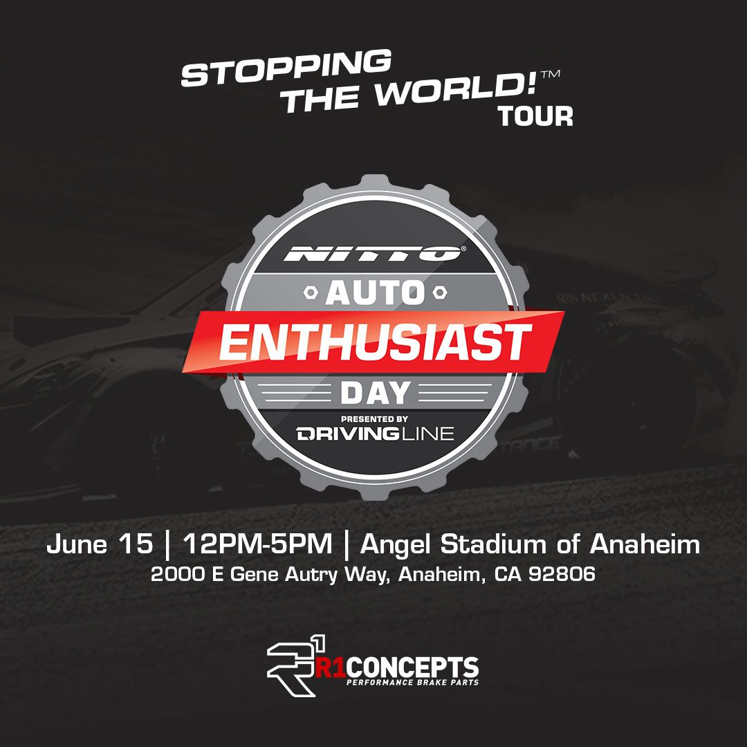 , STOPPING THE WORLD! Tour Invades 2019 Auto Enthusiast Day
