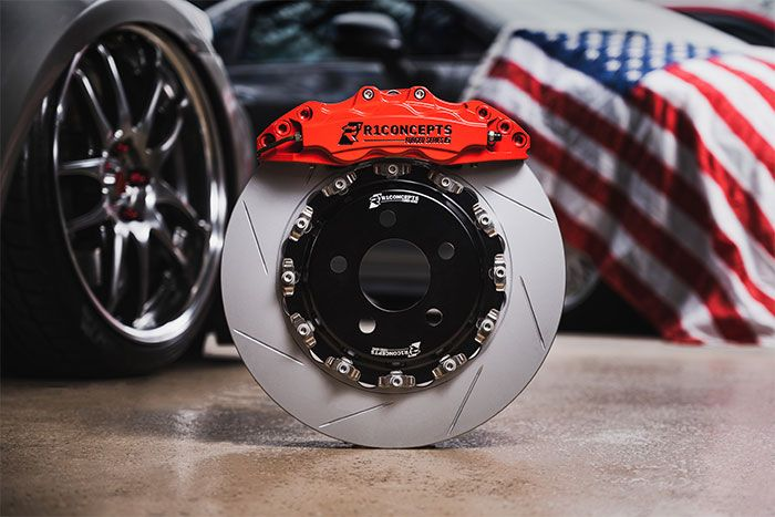 R1 Forged Series Big Brake Kit