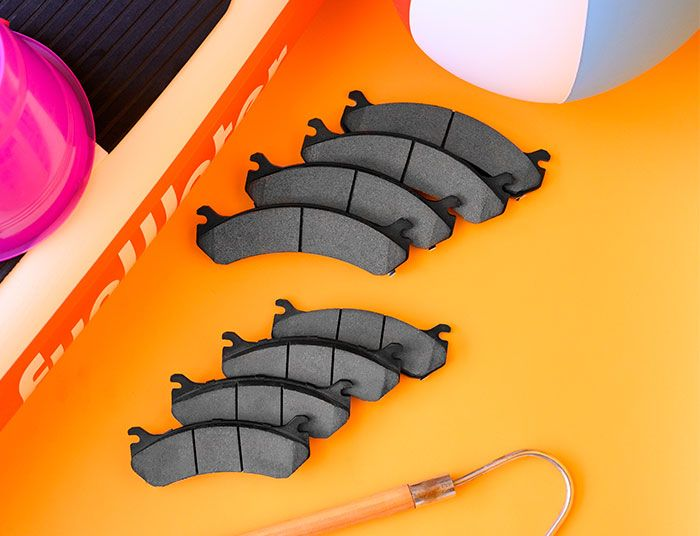 , Grab Your End Of Summer Brake Parts Must-have!