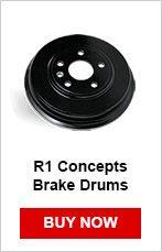 R1 Concepts Brake Drums