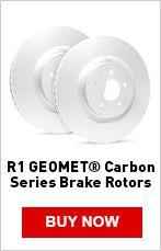 R1 GEOMET® Carbon Series Brake Rotors