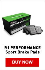 R1 Concepts PERFORMANCE Sport Brake Pads