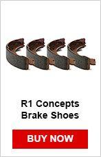R1 Concepts Brake Shoes
