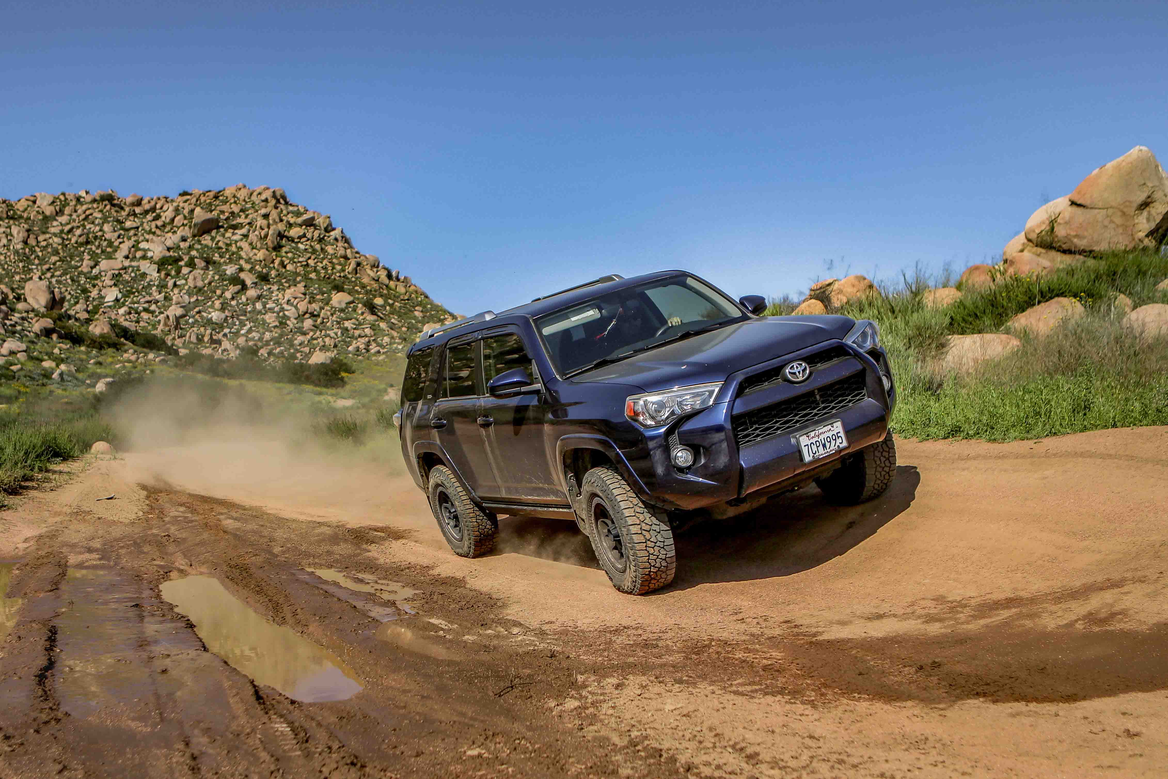 R1 Concepts Equipped Toyota 4Runner