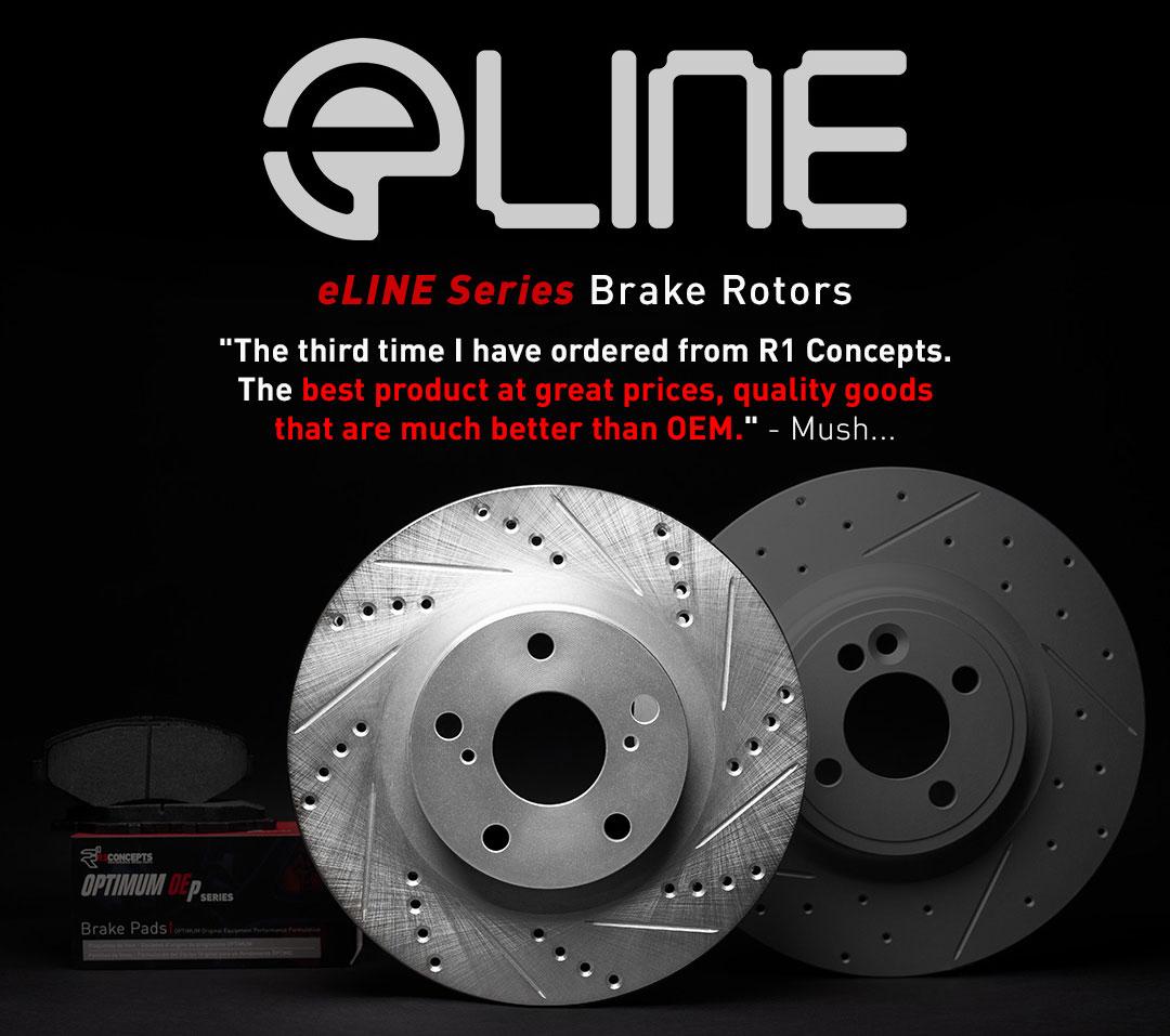 eLINE Series Brake Rotors