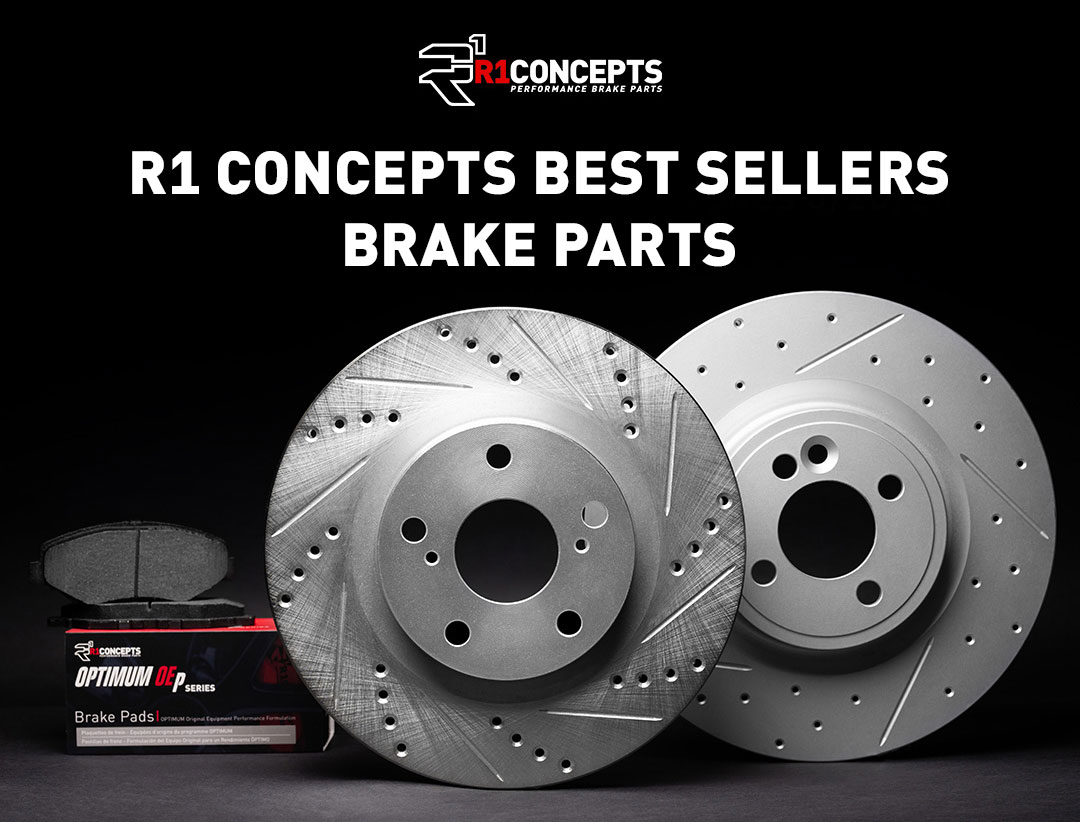 R1 Concepts Best Sellers Brake Parts