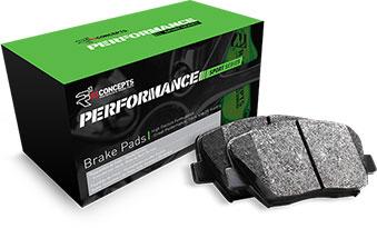 R1 PERFORMANCE Sport Series Brake Pads