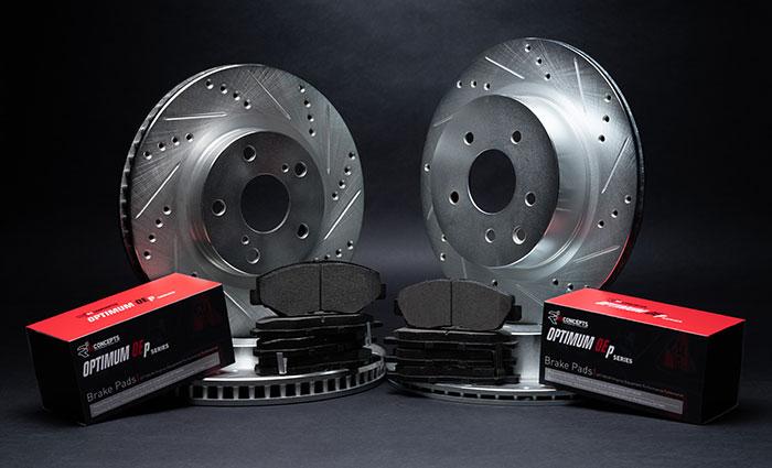 R1 Concepts Brake Parts