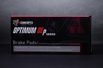 R1 OPTIMUM OEp Series Brake Pads
