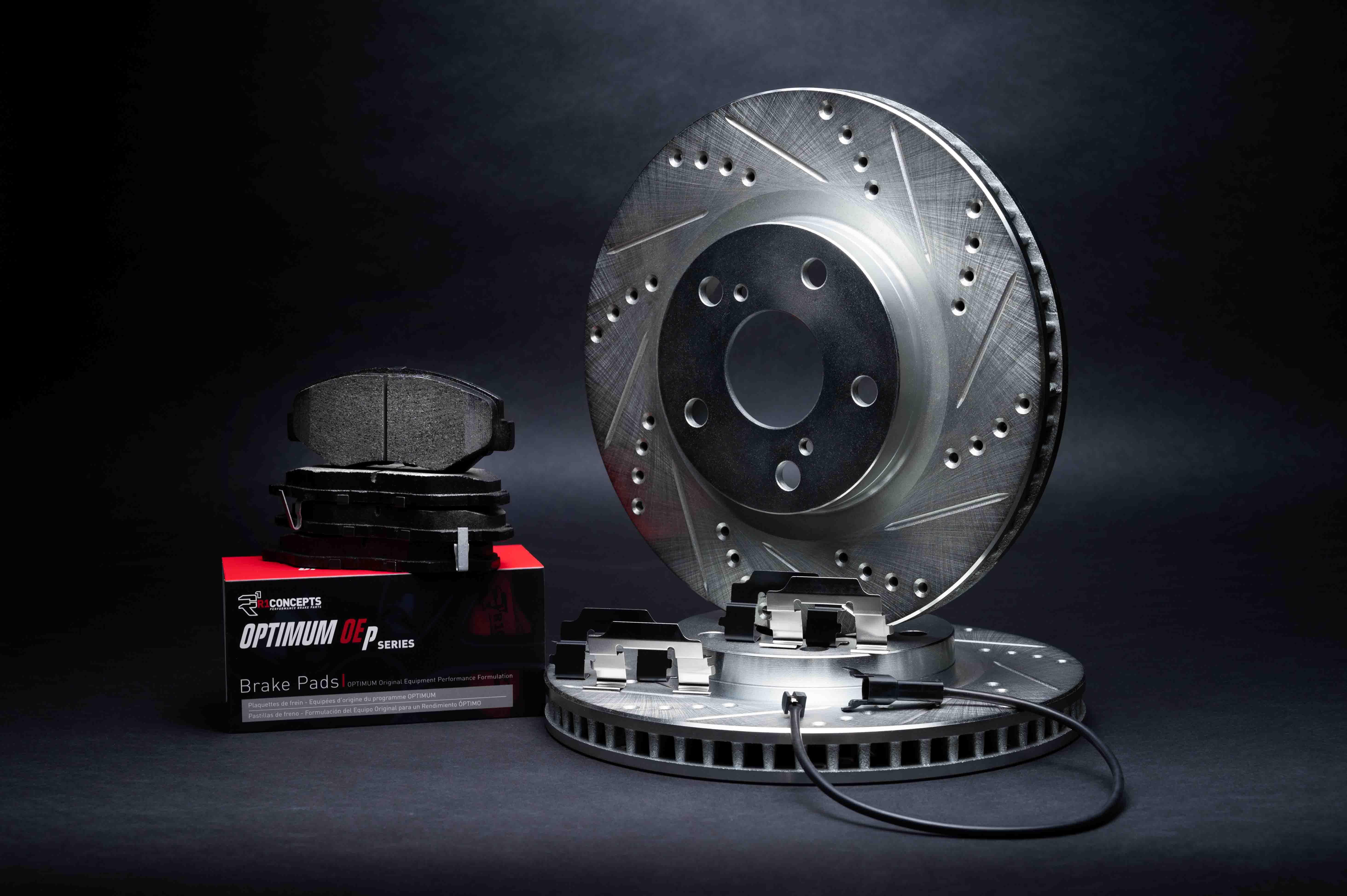 NZ6 1537 Edit - Replace Brake Hardware Kit with Every Brake Pad Change