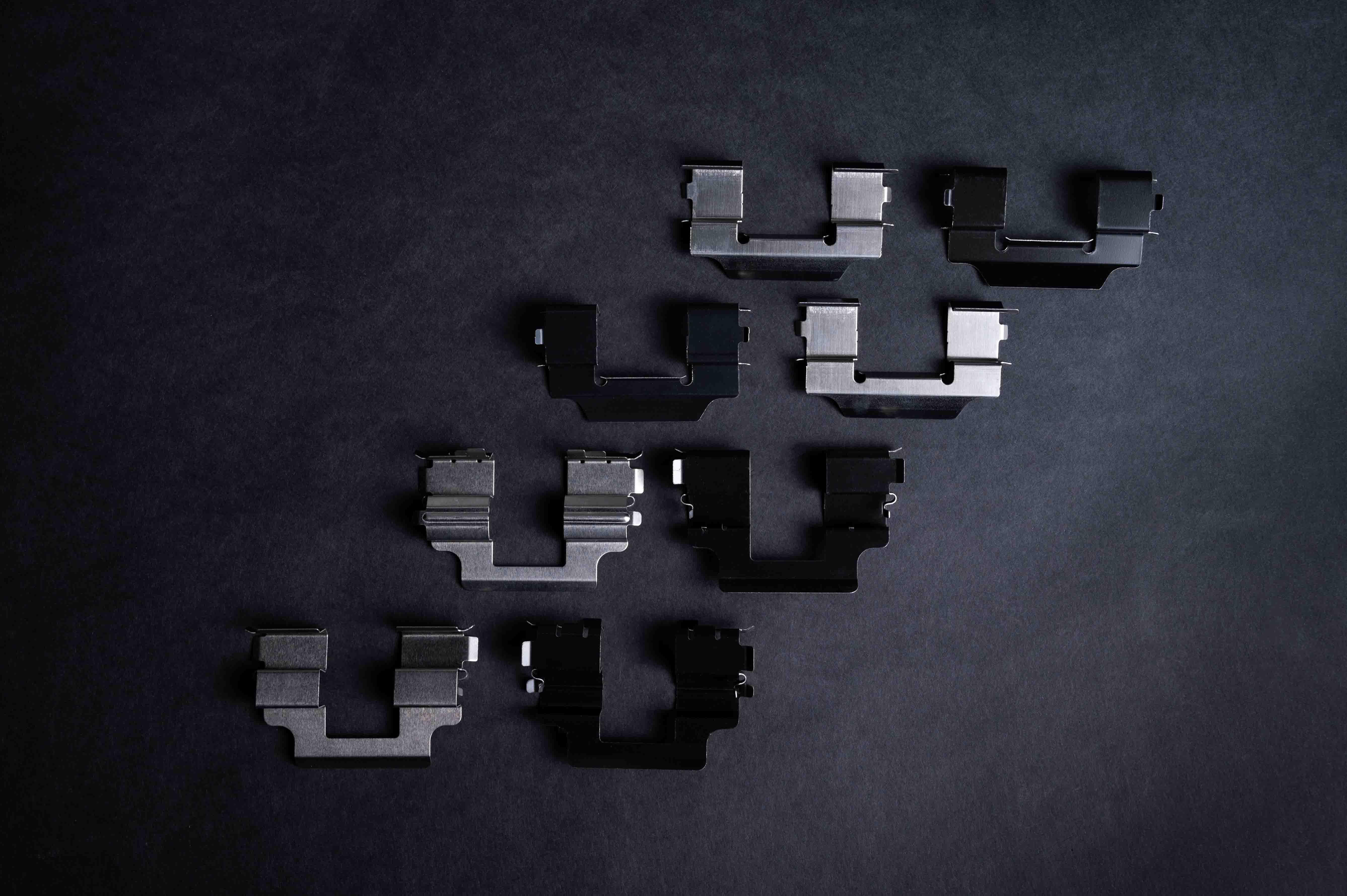 NZ6 1619 Edit - Replace Brake Hardware Kit with Every Brake Pad Change