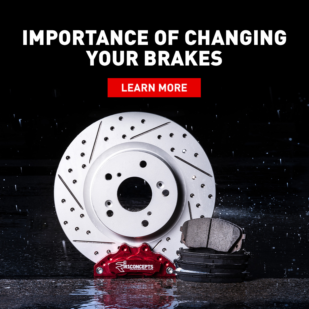 Importance of Changing Your Brakes