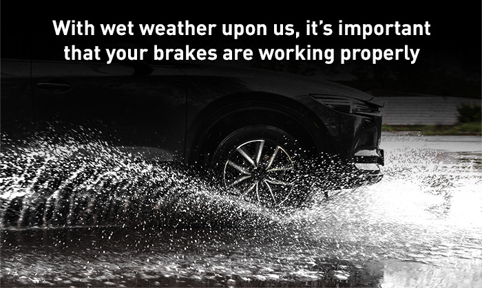 Prepare Your Vehicle for the Rainy Season