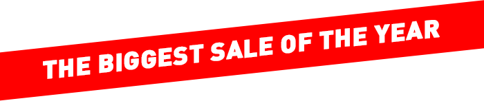 title once a year - Black Friday Biggest Sale