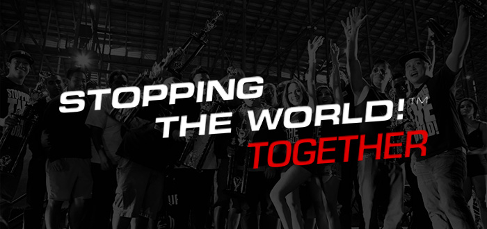 Stopping the World! Together