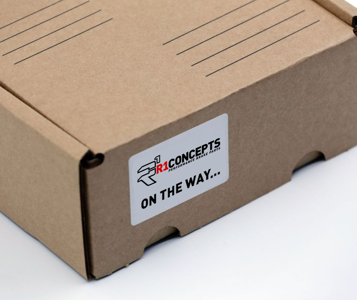 Package with R1 Concepts Logo