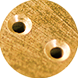 PRECISION DRILLED HOLES