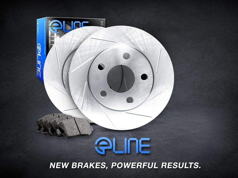 brake rotors front kit eline slotted pads camry 2002 2006 4 cylinder le ebay. Black Bedroom Furniture Sets. Home Design Ideas