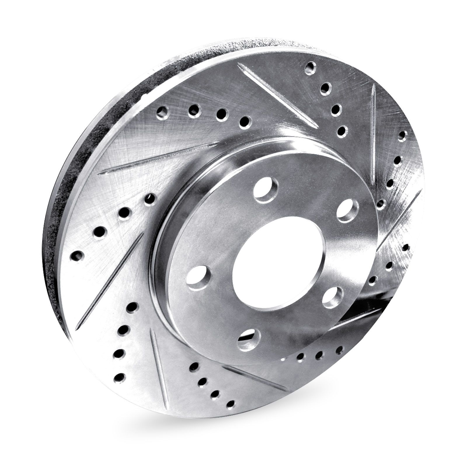 Brake Rotors FRONT KIT ELINE DRILLED SLOTTED /& PADS Honda ODYSSEY 2011-2014