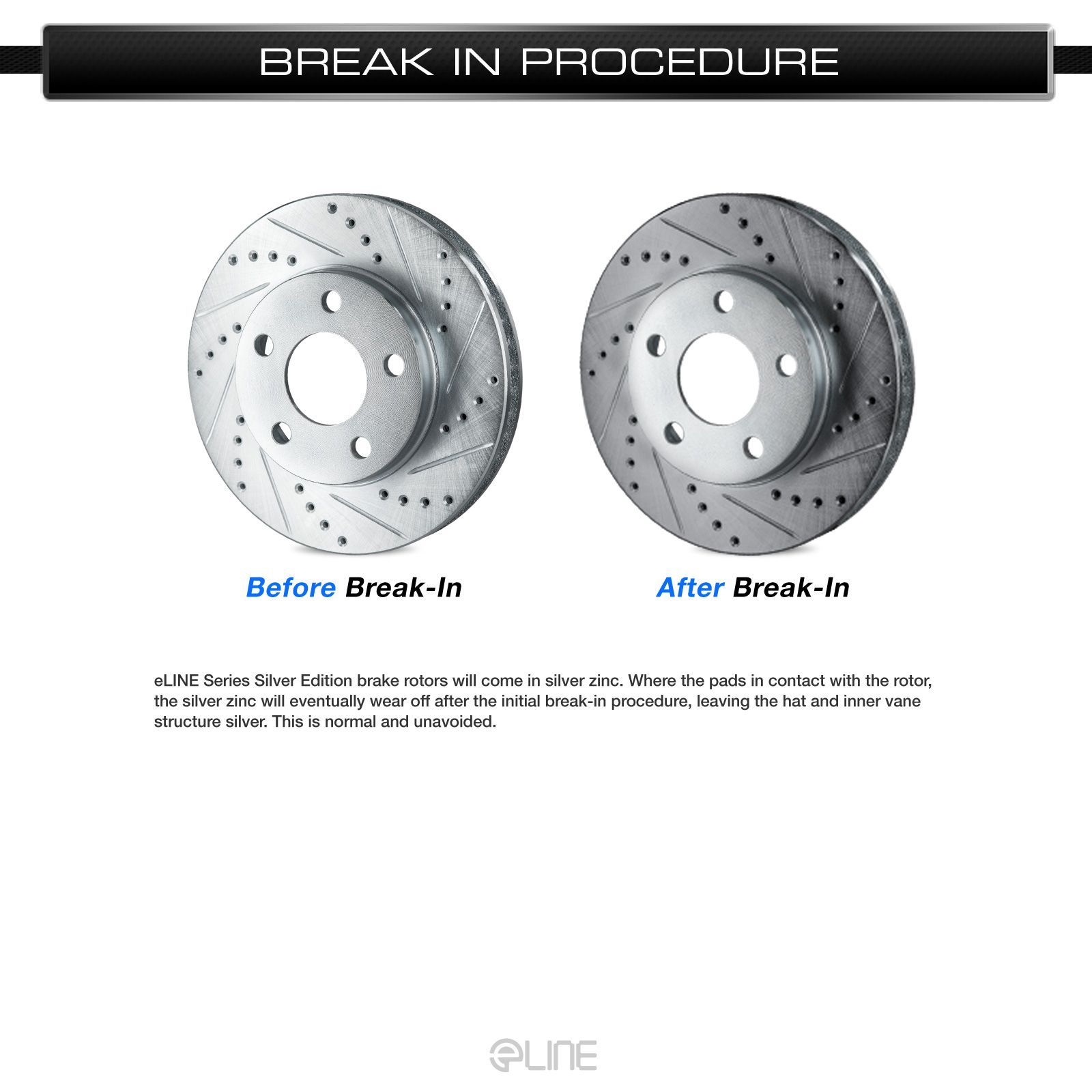 Brake-Rotors-REAR-KIT-2-ELINE-DRILLED-SLOTTED-DISC-4-CERAMIC-PADS-RI26026