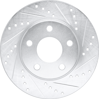 Cross Drilled Rotors >> R1 Concepts Eline
