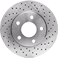 Drilled Rotor