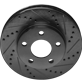 Drilled & Slotted Rotors