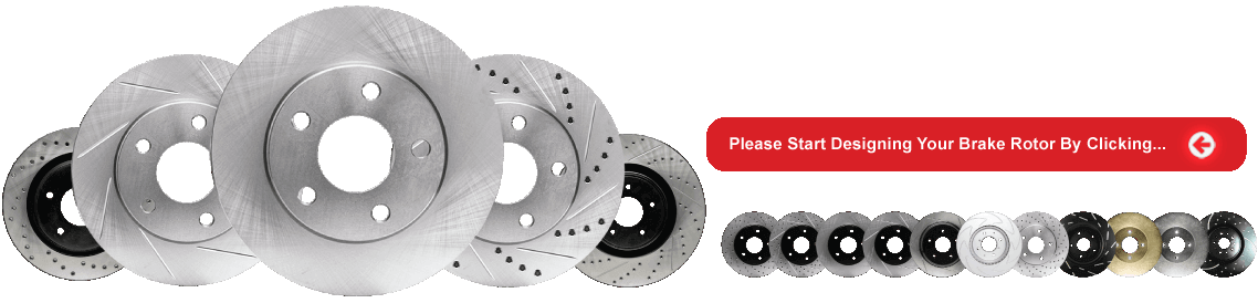 Please start designing your Brake Rotor by clicking...